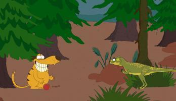 Ralph and the Dinosaurs - E25 - Yinlong