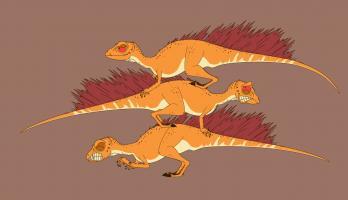 Ralph and the Dinosaurs - E6 - Fruitadens