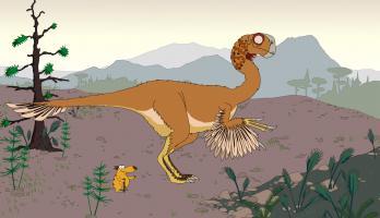 Ralph and the Dinosaurs - E7 - Gigantoraptor