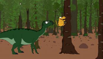 Ralph and the Dinosaurs - E9 - Iguanodon
