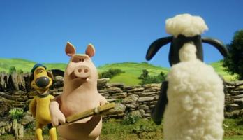 Shaun the Sheep - S3E11 - The Rounders Match
