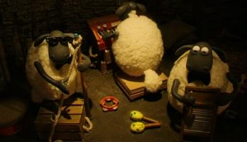Shaun the Sheep - S3E19 - The Shadowplay