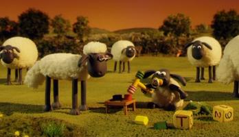Shaun the Sheep - S3E2 - The Coconut
