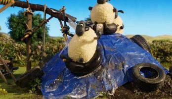 Shaun the Sheep - S4E12 - Men At Work