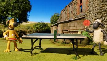 Shaun the Sheep - S4E28 - Ping Pong Poacher