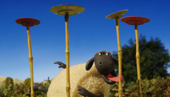 Shaun the Sheep - S4E29 - Hidden Talents