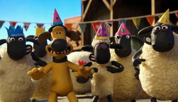 Shaun the Sheep - S4E3 - Happy Birthday Timmy!