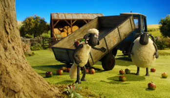 Shaun the Sheep - S4E30 - Fruit And Nuts