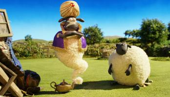 Shaun the Sheep - S4E4 - The Genie