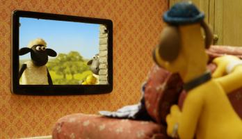Shaun the Sheep - S4E5 - 3DTV