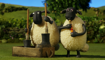 Shaun the Sheep - S5E14 - Dangerous Deliveries