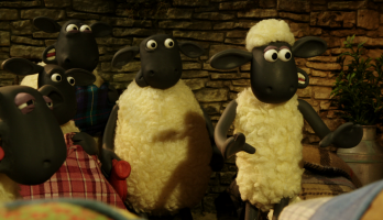 Shaun the Sheep - S5E17 - Dodgy Lodger