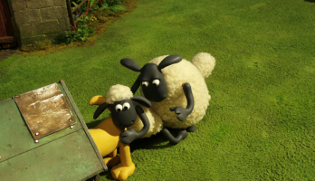 Shaun the Sheep - S5E20 - Cone of Shame
