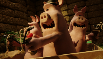 Shaun the Sheep - S5E3 - Turf Wars