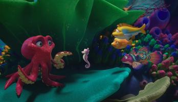 Splash and Bubbles - Ripple's Sea Dragons