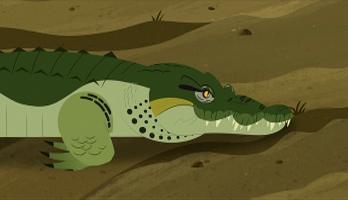 Wild Kratts - S1E1 - Mom of a Croc