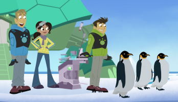 Wild Kratts - S5E1 - Mystery of the North Pole Penguins