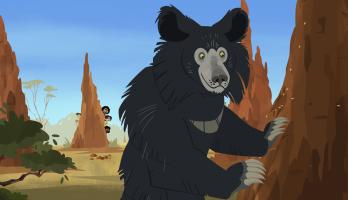 Wild Kratts - S5E9 - Sloth Bear Suction
