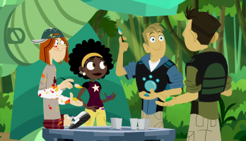 Wild Kratts - S6E12 - The Great Froggyback Ride