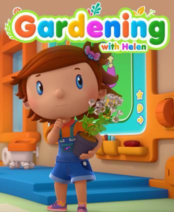 Gardening with Helen