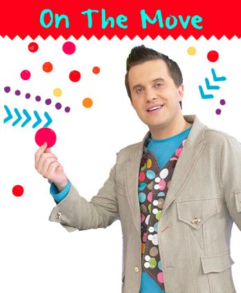Mister Maker - On the Move