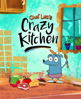 Let's Go Luna - Chef Leo's Crazy Kitchen
